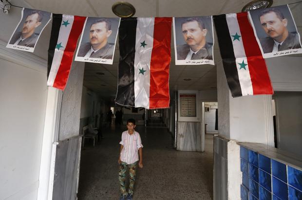 SYRIA-CONFLICT-DEIR EZZOR-DAILY LIFE