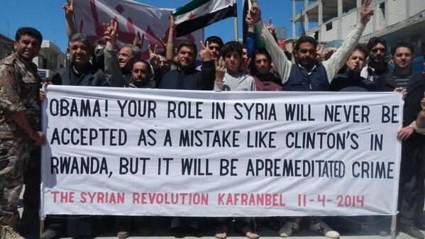 kafranbel-obama-crime