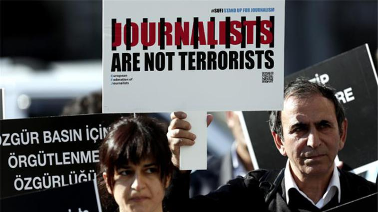 Turkey-journalists