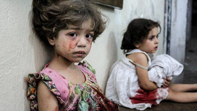ghouta children