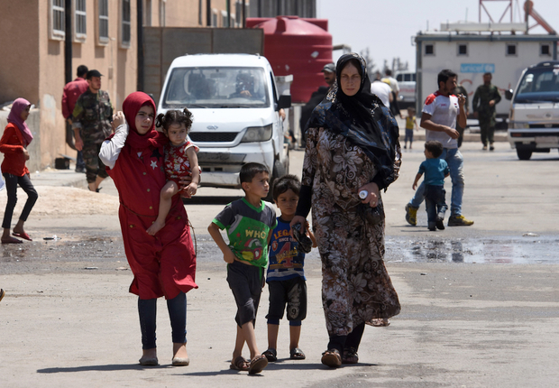 SYRIA-CONLICT